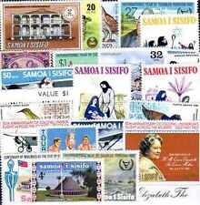 Samoa 200 timbres différents