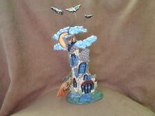 Blue Sky Clayworks Heather Goldminc - Just Batty House - Halloween