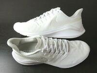 Nike Mens Air Zoom Vomero 14 Running Training Shoes White Vast Grey Size 11.5
