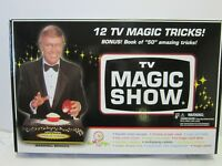 Marshall Brodien's TV MAGIC SHOW SET- Magic Cards, Squirmles, PLUS MORE! 40% OFF