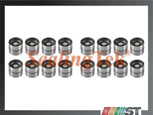 Fit Suzuki G13K G18K J20A J23A DOHC 16V Engine Valve Lifters Lash Adjuster 16 pc