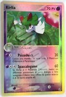 Pokemon TCG GCC CARTE SINGOLE Near-Mint EX TEMPESTA DI SABBIA ITALIANO Holo Foil