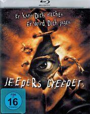 BLU-RAY NEU/OVP - Jeepers Creepers - Gina Philips, Eileen Brennan & Justin Long