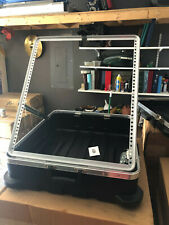1SKB19-P12, SKB 12 unit pop up rack case. Black,NEW