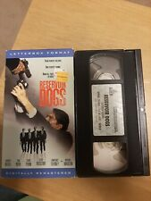 New listing Reservoir Dogs Vhs Letterbox Edition 1997 Live Release