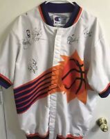 Phoenix Suns, champion jacket, player issued, size 46, 90s Throwback, Vintage,
