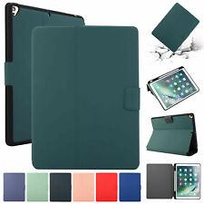 Xmas Slim Leather Folio Case For iPad Pro 10.5 9.7 10.2 7th Air 3 Mini 2 3 4 5
