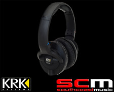 KRK KNS 6400 Studio Monitoring Headphones HIFI Pro Stereo Professional Monitors