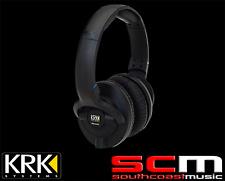 KRK KNS 6400 Studio Monitoring Headphones HIFI Pro Stereo Professional Monitors