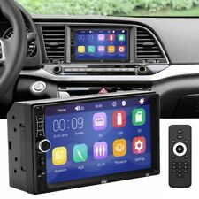 7'' HD Touch Screen 2 Din Car MP5 Palyer FM Radio Video Audio Stereo TF USB AUX