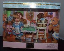 Barbie Kelly As Goldilocks & The 3 Bears Doll Storybook Favorites 3rd In Series