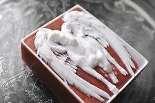 Zodiac Soap - Aries Soap - Handmade Soap - Calliope Red Color - Ram Soap