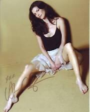 ALANA DE LA GARZA signed autographed photo (2)