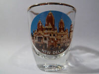 INDIA NEW DELHI SHOT GLASS SHOTGLASS