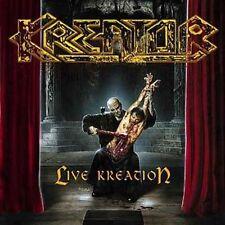 Live Kreation by Kreator (CD, Jun-2003, 2 Discs, Steamhammer)