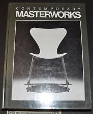 Contemporary Masterworks (1991, Hardcover)