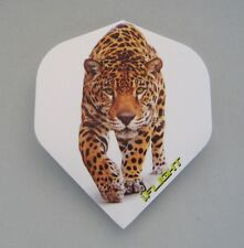 """Ruthless Invincible Extra Strong Dart Flights """"Leopard"""""""