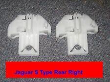 Jaguar S-Type - Window Regulator Repair Clip (1) REAR right (passenger side)