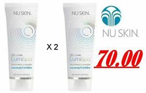 NUSKIN 2 LumiSpa Activing del peau normale 2 Tubes