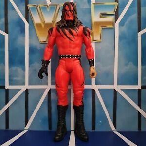 Kane - Basic Series - WWE Mattel Wrestling Figure (c)
