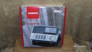 Sangean ATS-909X AM/FM/LW/SW World Band Receiver BLACK