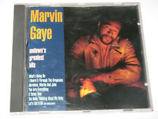 Marvin Gaye Tammi Terrell Diana Ross Motowns Greatest Hits CD