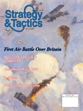 STRATEGY & TACTICS 255 - FIRST AIR BATTLE OVER BRITAIN - MINT AND UNPUNCHED