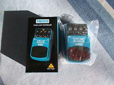 Behringer tube amp modeler TM300