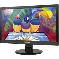 """Viewsonic Value Va2055sa 20"""" Led Lcd Monitor - 16:9 - 25 Ms - 1920 X 1080 - 16.7"""