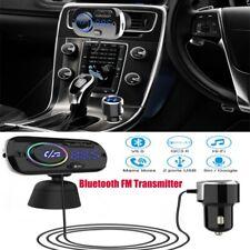 Bluetooth FM Transmitter Auto MP3 Player SD KFZ AUX Freisprechanlage für Handy