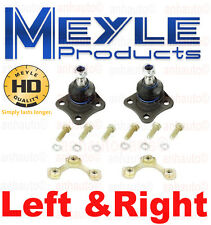 Set of 2 Meyel  Lower Ball Joints for Volkswagen Beetle Golf Jetta NEW