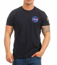 Alpha Industries T-shirt Space Shuttle NASA Rep. Blue s