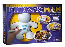 2008 Electronic Pictionary Man by Mattel Board Game