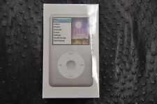 NEW FACTORY SEALED Apple iPod Classic 160GB SILVER 7th Generation MC293LL/A NEW