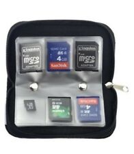 SD CARD 22 CARD WALLET CASE COVER STORAGE SD XD POUCH CASE CARD CAMERA PHONE
