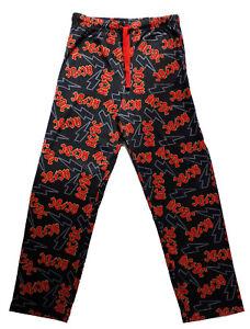 AC//DC Black Sleep Pant Lounge Pants Black