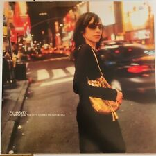 PJ HARVEY, STORIES FROM THE CITY STORIES FROM THE SEA, VINYL LP, NEW 2018 IMPORT