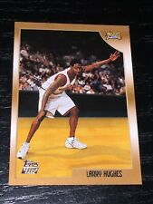 1998-99 Topps LARRY HUGHES RC card #151 ~ Philadelphia 76ers Rookie ~ F1