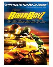 NEW Biker Boyz (DVD, 2003, Laurence Fishburne BOYS BIKERBOYZ WIDESCREEN MOVIE