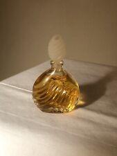 Vintage Ted Lapidus Creation perfume original 4 ml Rare 95% Full