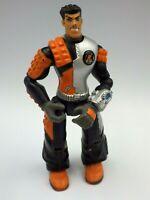 Figurine Action Man Atom Année 2006 Hasbro 13cm