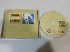 CIENTO OCHESTA GRADOS POP ESPAÑOL 10 CANCIONES - CD