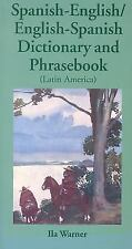Spanish (Latin American)-English, English-Spanish Dictionary and Phrasebook...