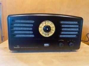 Tesslor R601S Stereo Tube AM/FM Radio