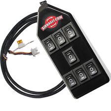 7 Switch Box air max X7 Black Controller Rocker Switch Air Ride Suspension FBSS