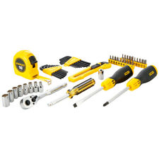 Stanley Mixed Hand Tool Set with Carrying Case (51 pieces) | Stmt74864