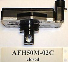 91-96 PONTIAC BUICK MASS AIR FLOW METER AFH50M-02C covered end