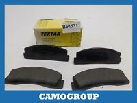 Pills Front Brake Pads Pad Textar For CHEVROLET Niva