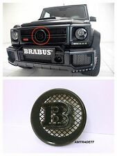 BRABUS GRILL BADGE G class W463 G63 G65 G63 AMG 6X6 GL X166