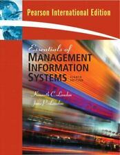Essentials of Management Information Systems : International Edition Paperback